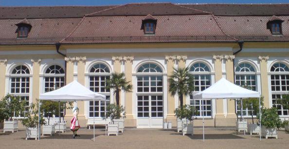 Café-Restaurant Orangerie