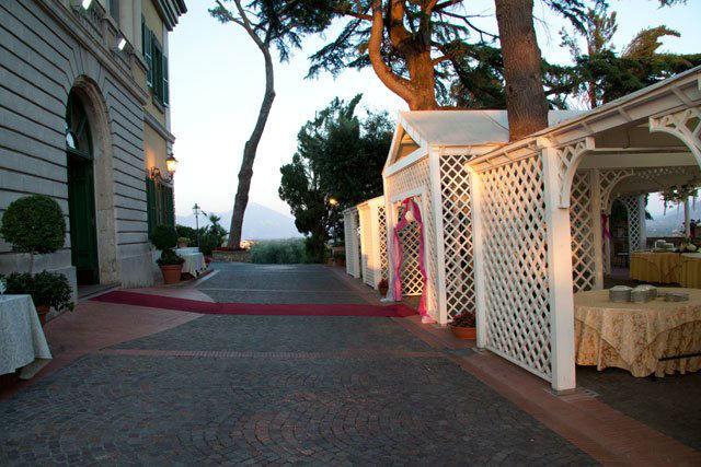 Villa Ferrari cerimonie ed eventi