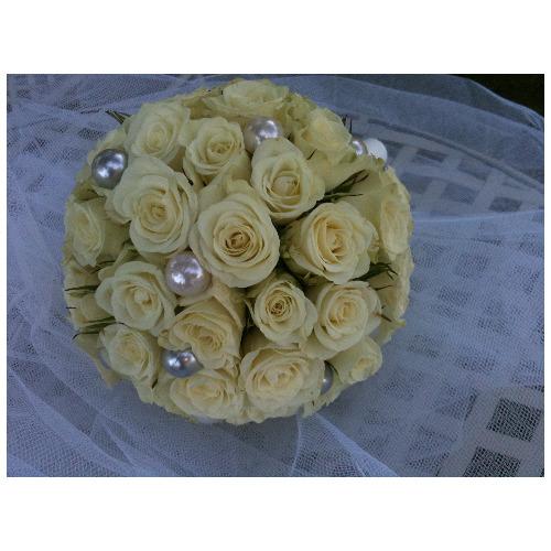 Bouquet de roses - Magie de l'Ephémère