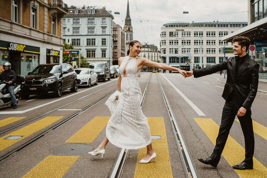 Hochzeitsplanung Zürichsee
