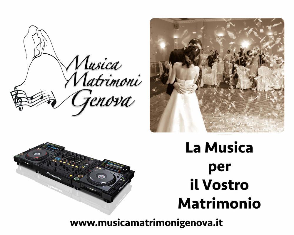 Musica Matrimoni Genova