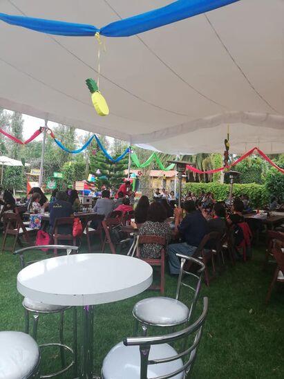 Jardín de Eventos Xochimilco