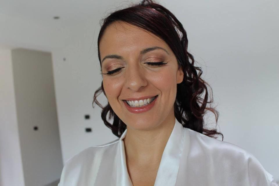Eleonora Di Carlo make up artist