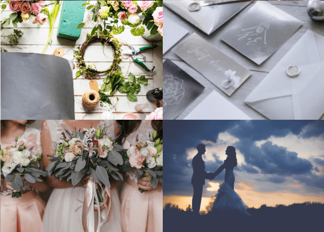 oh happy day- weddings by Diana Imrencler