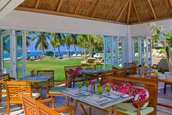 Detalle en Las Marietas Restaurant. Abierto para desayuno y comidas. Ideal para una boda de hasta 110 personas.