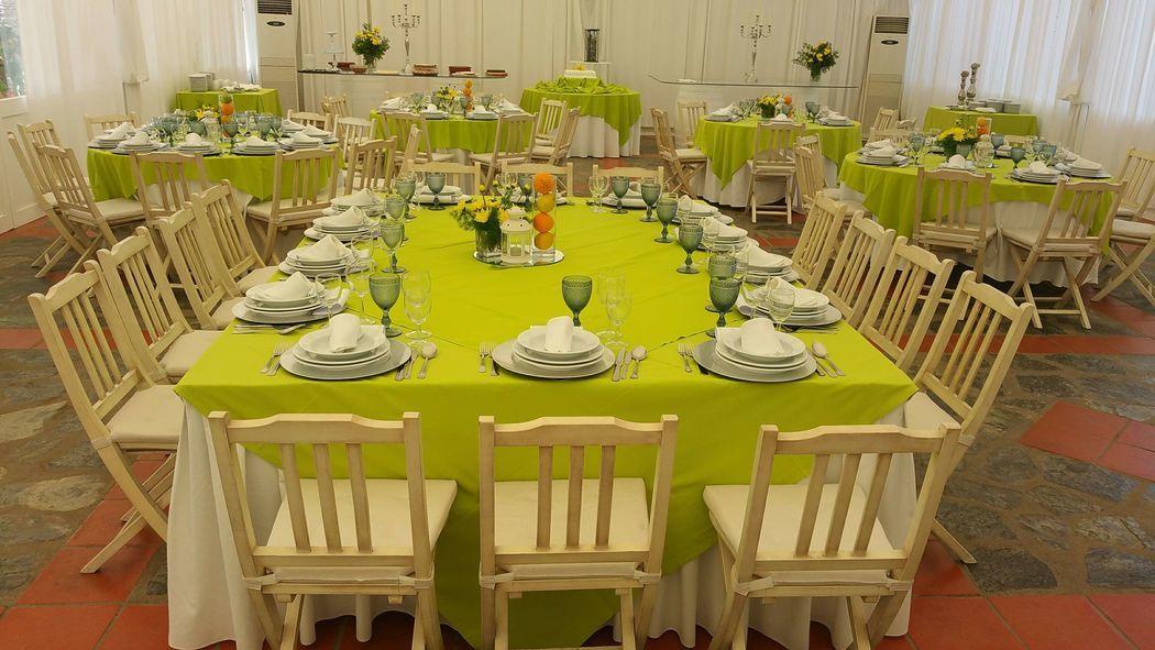 Quinta Nova do Degebe-Catering Galhetas