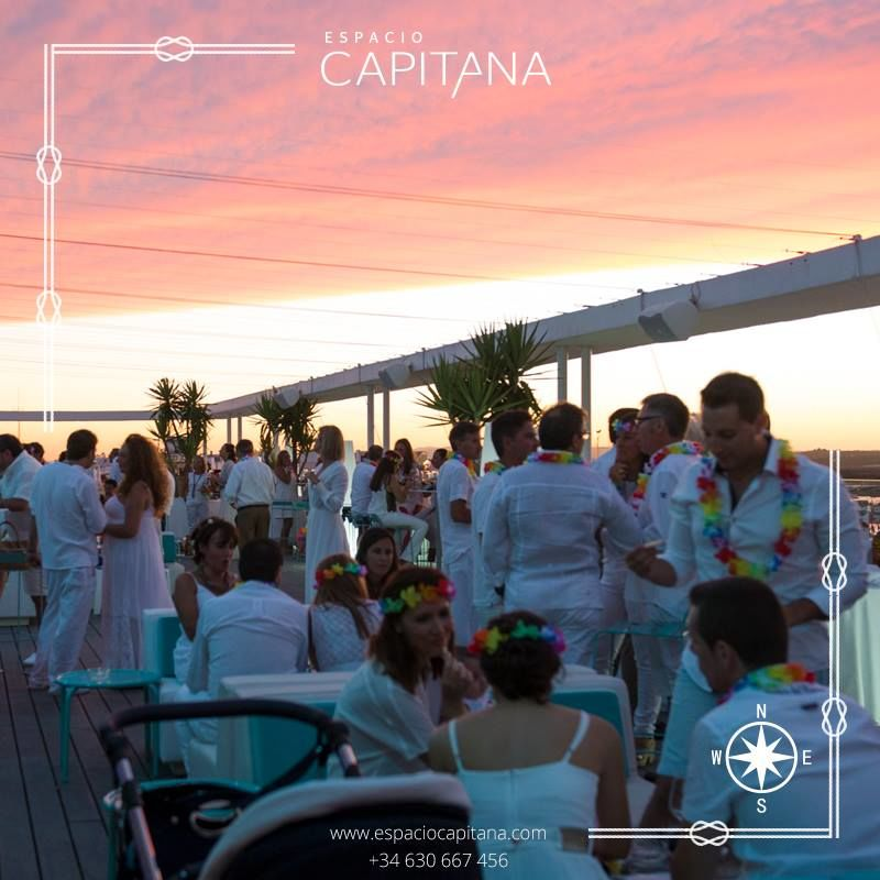 Espacio capitana isla Cristina