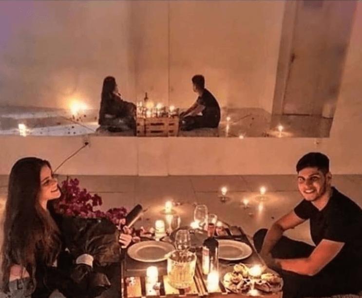 Casando no Quintal
