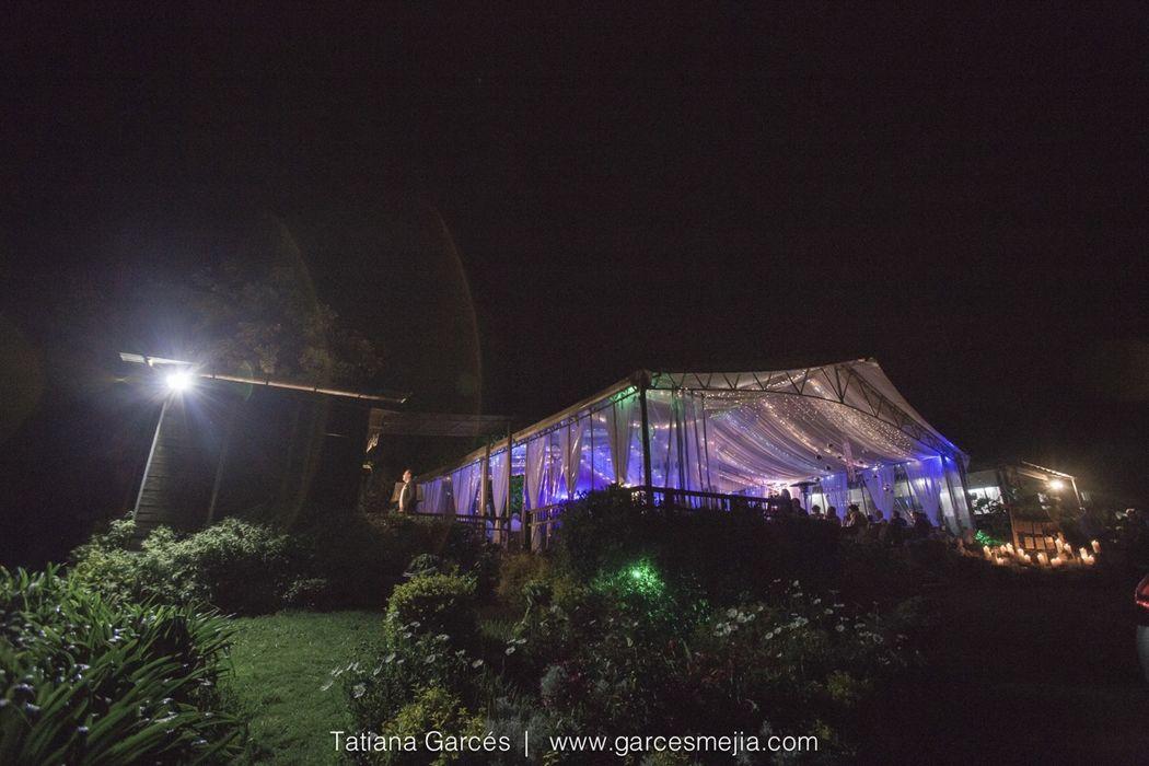 Carpa Salón Recepción - Cariva Eventos