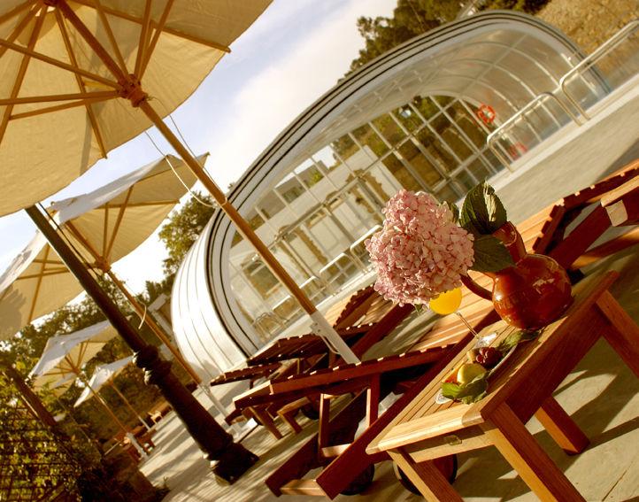 Hotel Monumento Pazo Do Rio