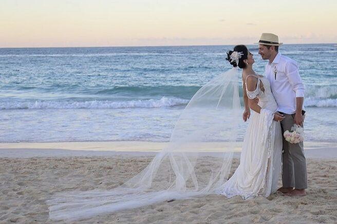Casando no Caribe