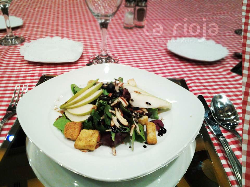 Banquetes La Rioja