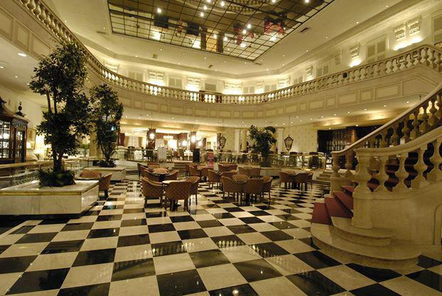 Gran Hotel Ancira en Monterrey, Nuevo León