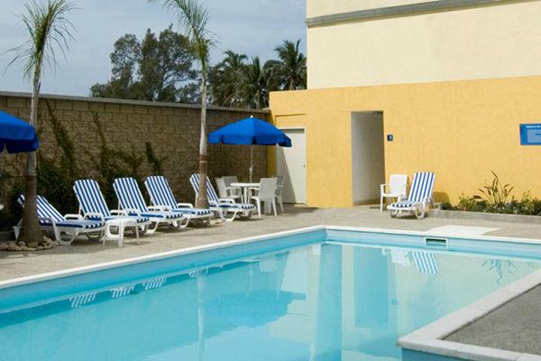 Hotel City Express, espacio para celebrar tu boda en Tampico.