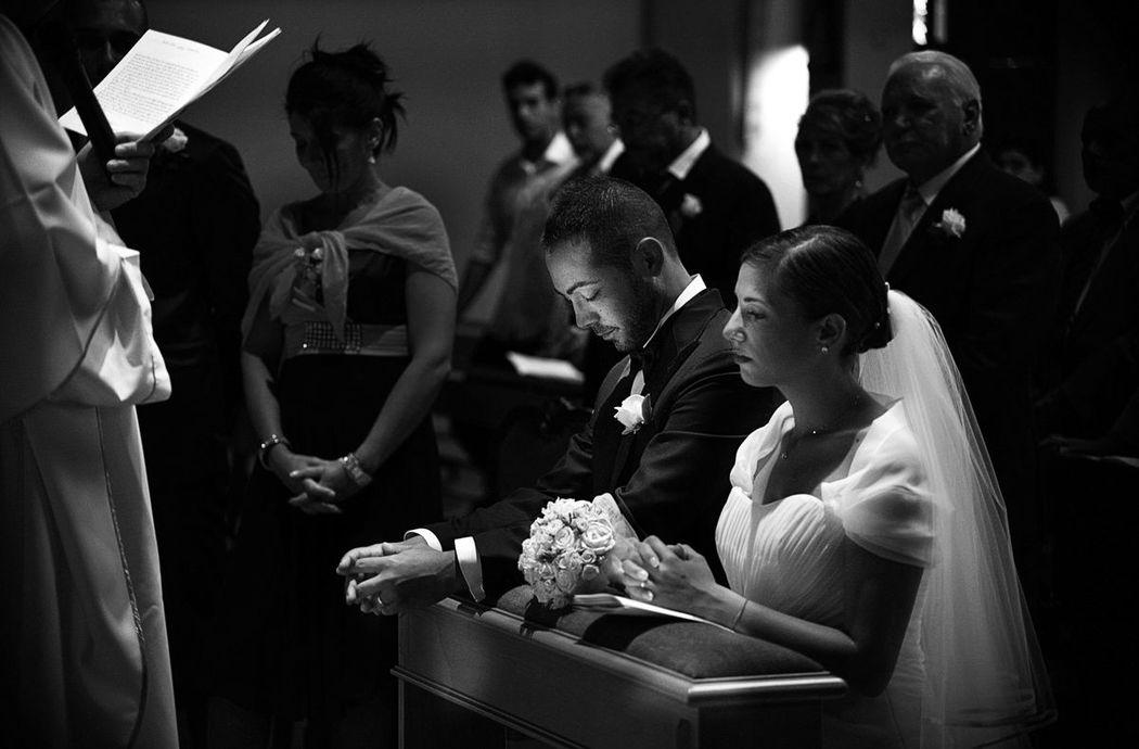 Bucciansco. Matrimonio in Sant'Adele