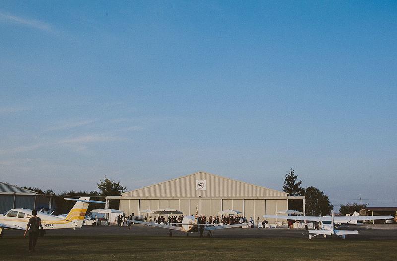 Hangar wedding, l'aperitivo di benvenuto. Photo@IglooPhoto Wedding Design&Planning@THAT DAY di Monica Ferraris