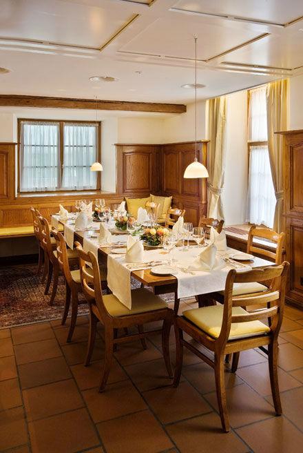 Beispiel: Restaurant, Foto: Bad Schauenburg.