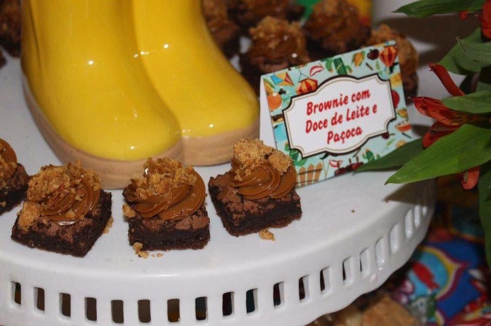 Panela de Brownie