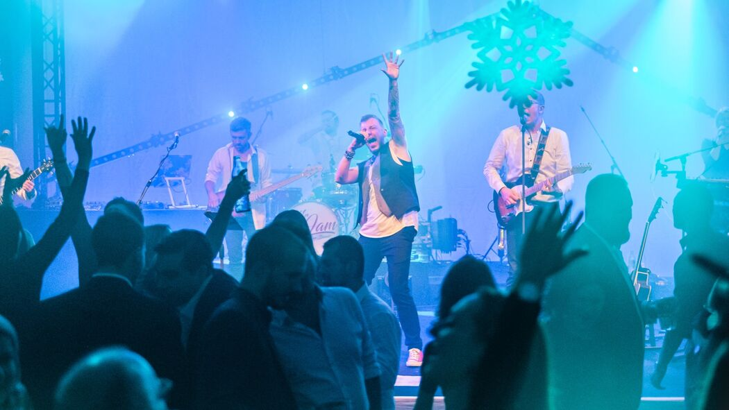 Mr JAM | event & partyband