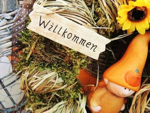 Beispiel: Liebevolle Dekoration, Foto: Königskraut Catering.