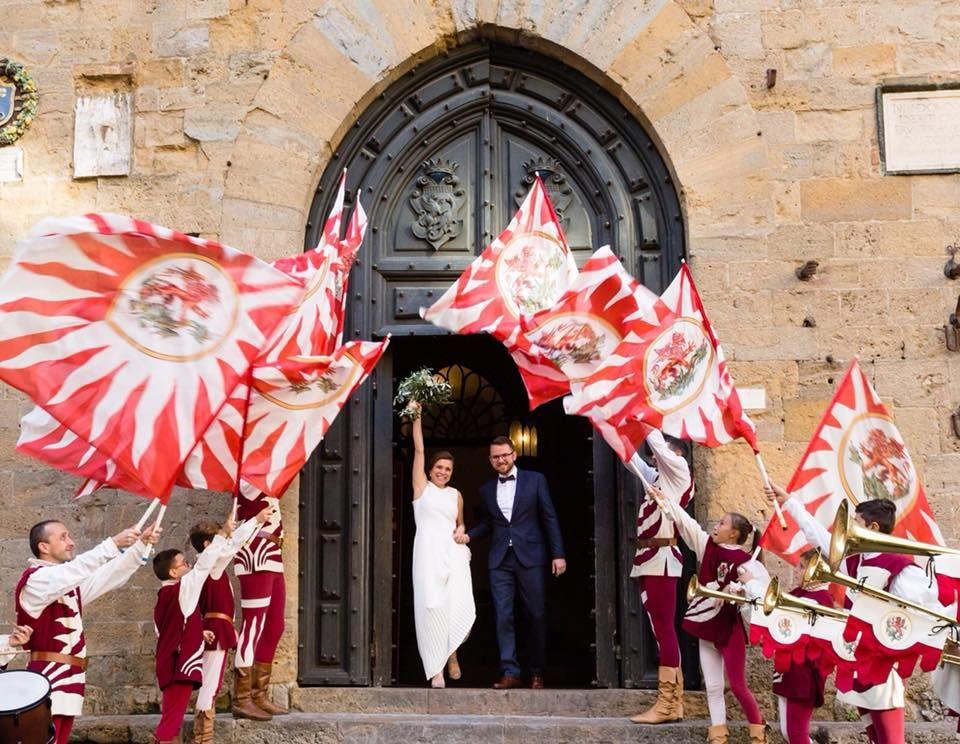 Ślub w Toskanii