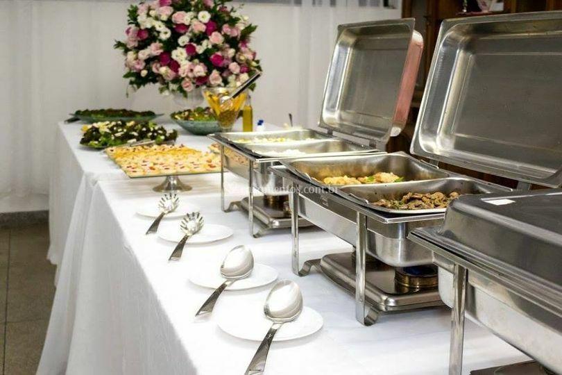 Grego's Buffet