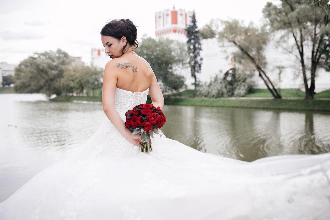 15 сентября 2017, свадьба в медно-винных тонах S.H.E.L.K