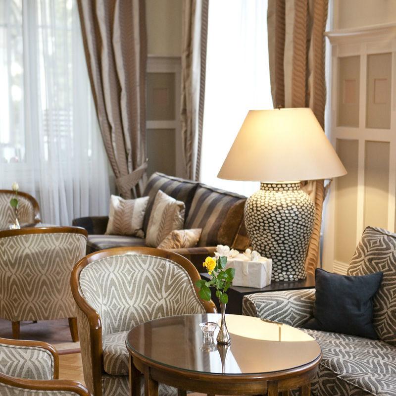 Beispiel: Suite, Foto: Cresta Palace.