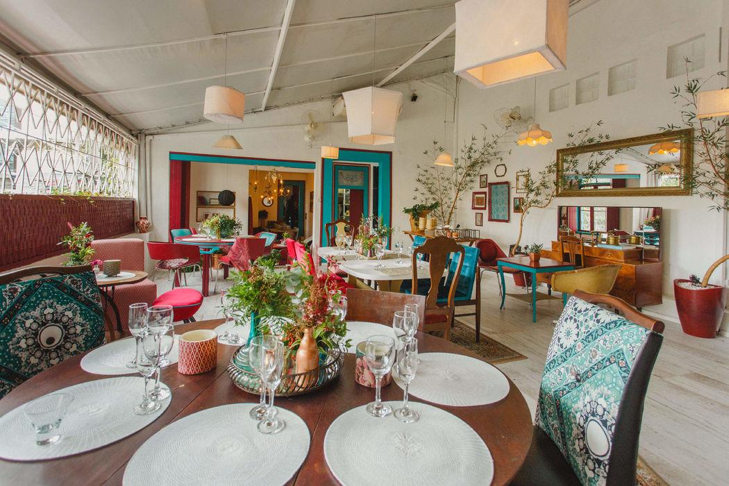Restaurante Casa Marakuthai