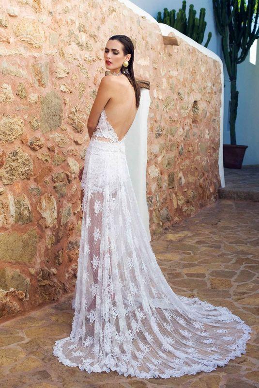 Novias by Charo Ruiz 2015 Vestido Elisabeth Ref.00333