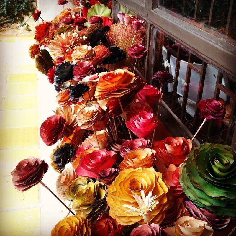Fiori di Legno - Flores de Madeira