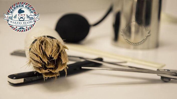 Salvo Hair