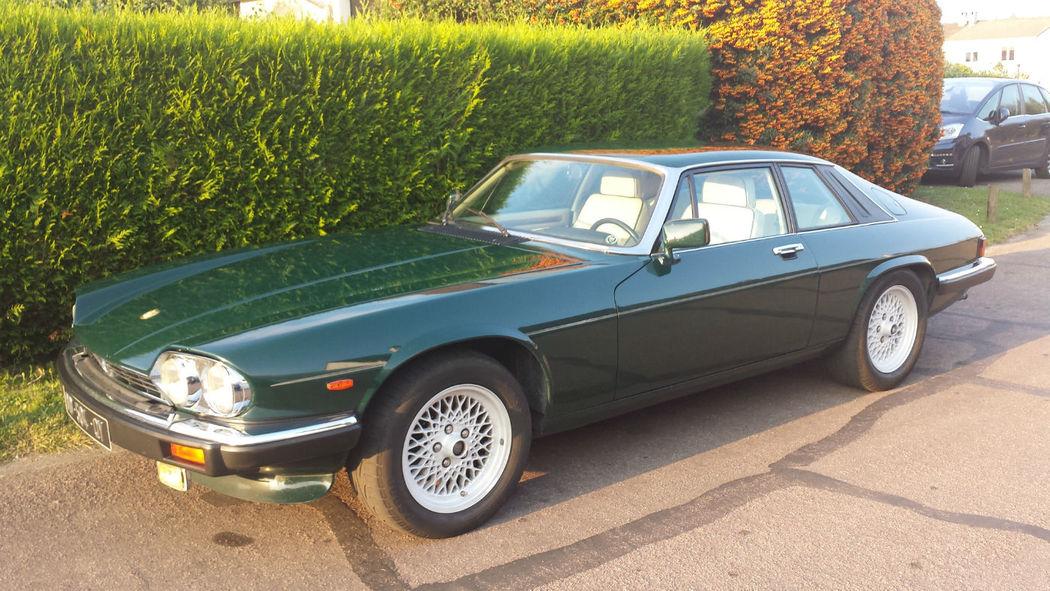 Jaguar XJS V12 Le Mans 1991