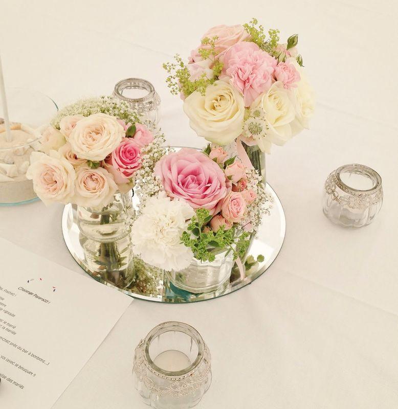 Trilogie de bouquets