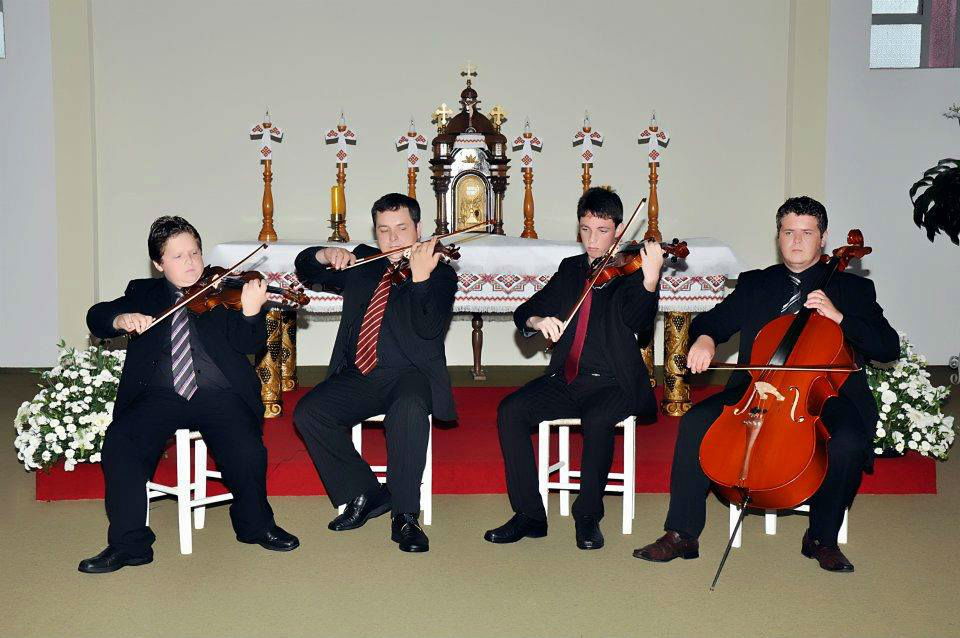 Quarteto de Cordas G4 Strings