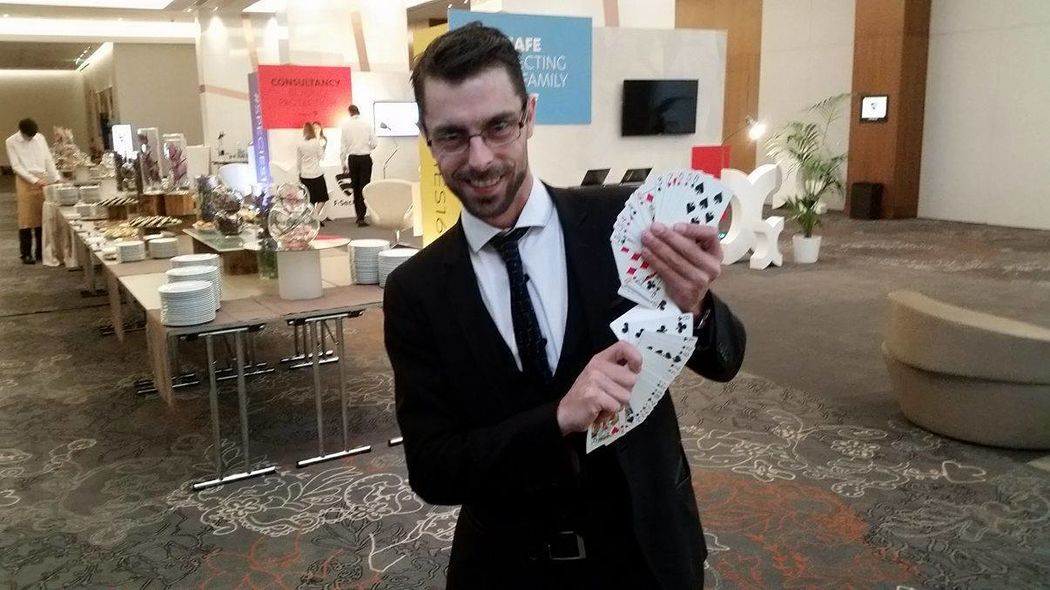 Mágico | Magician