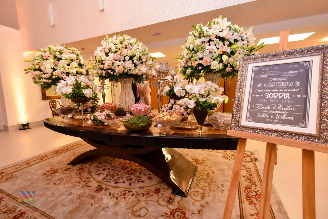 Buffet Espaço Grenah | Gastronomia