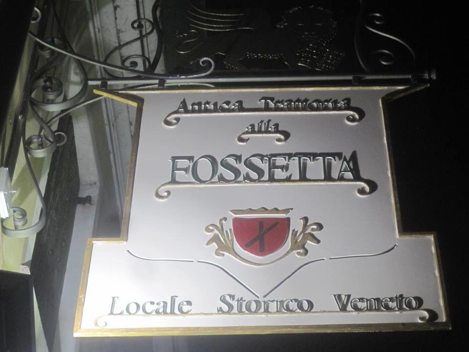 Trattoria alla Fossetta