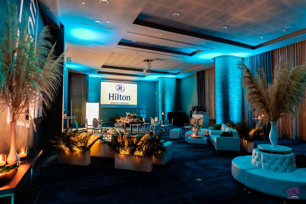 Hilton Bogota Corferias