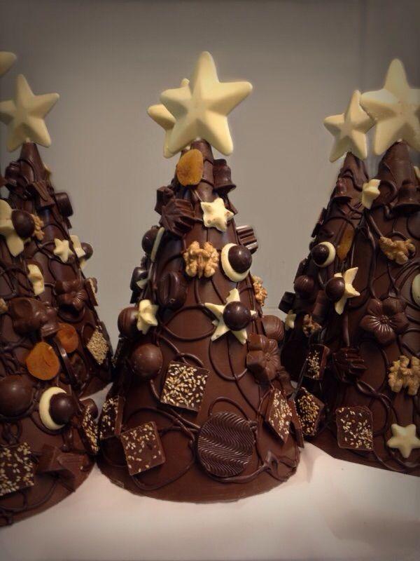 Chez Bonbon Chocolate Gourmet - Árvore Desejo de Natal!