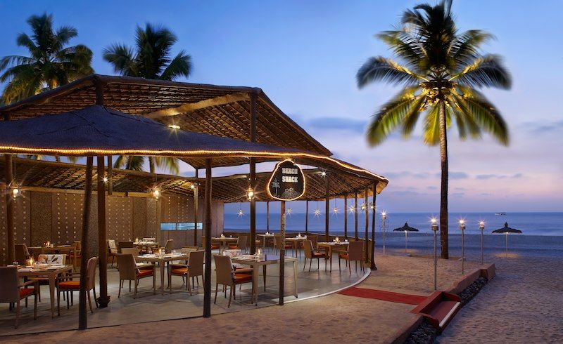 Caravela Beach Resort Goa