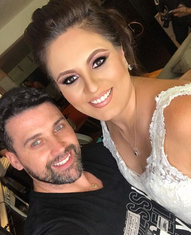 Yuniet jaime makeup bride