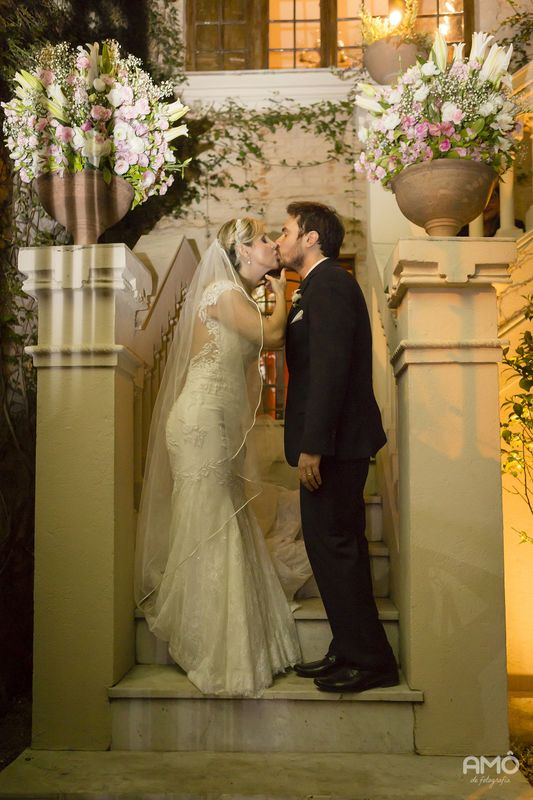 Mini Wedding Célia & Pedro Fotografia: Amô de Fotografia