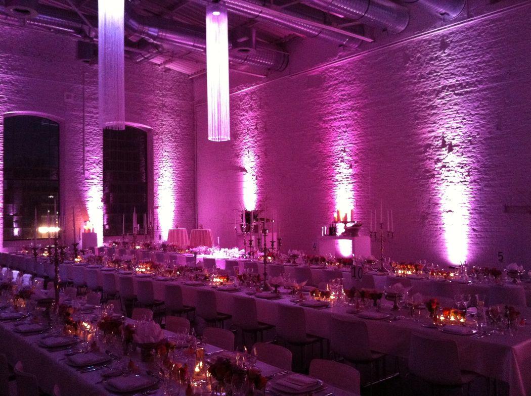 Mit atmosphärischer Beleuchtung bekommt jeder Raum eine ganz besondere Stimmung.