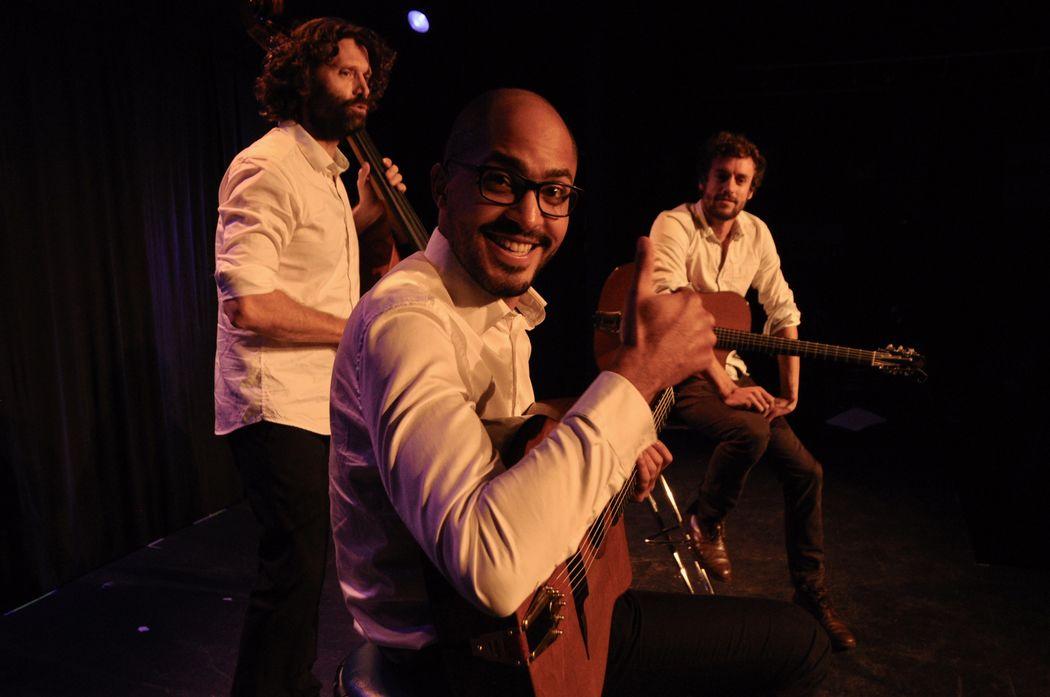 Groupe de jazz DjangoBlackBand