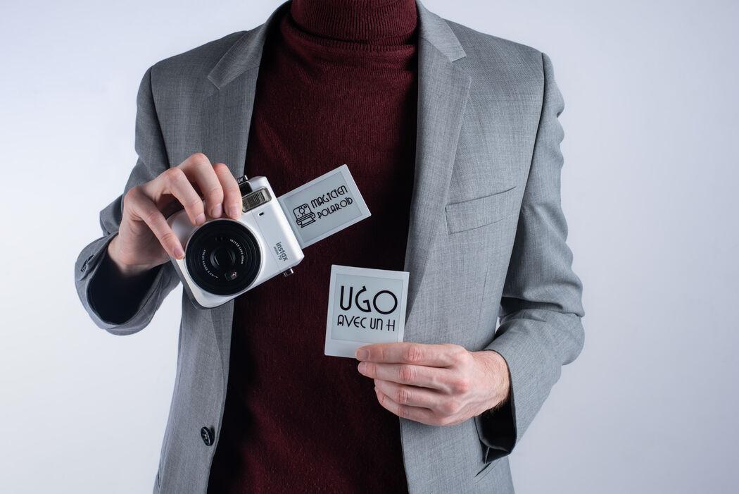 Magicien Ugo Avec un H