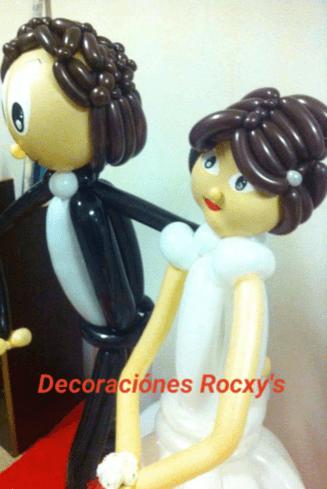 Decoraciónes Rocxy's