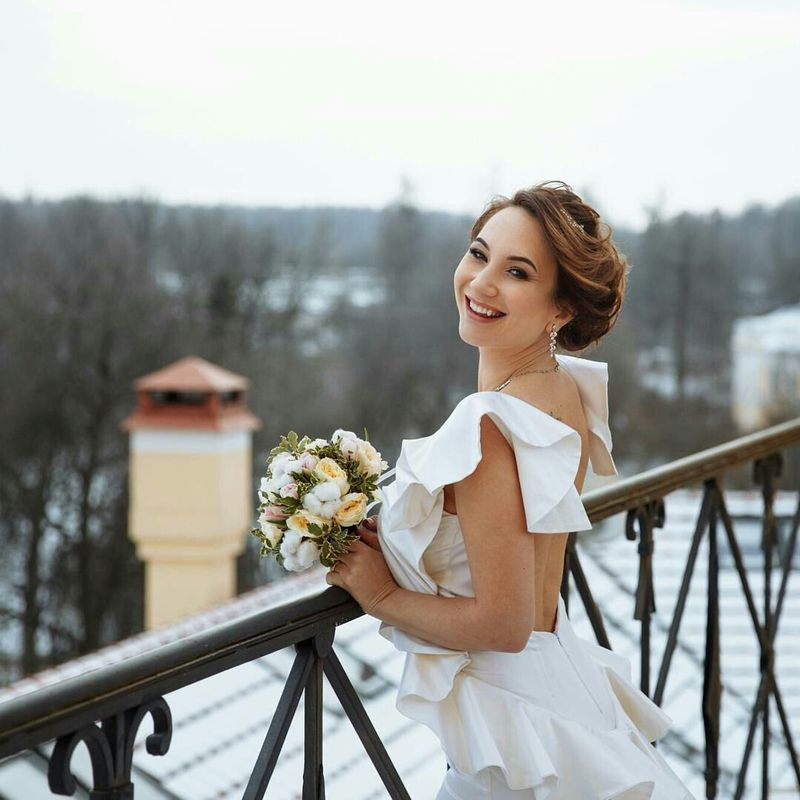 Елена Абушаева стилист-визажист