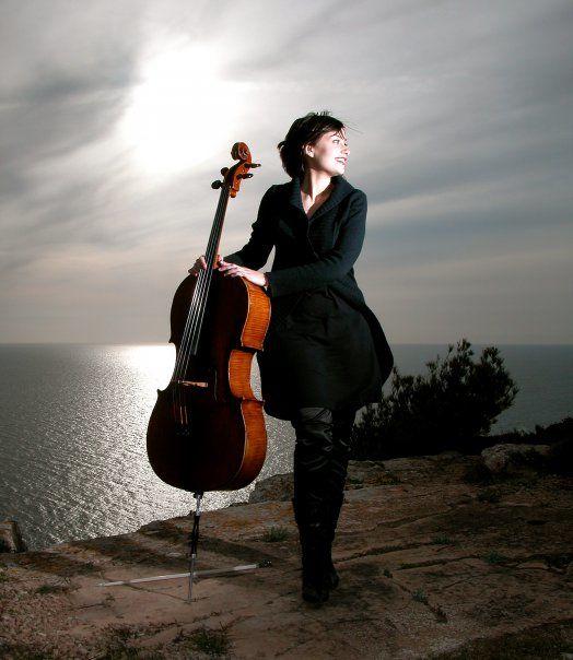 Maria Moreta, Cellistin
