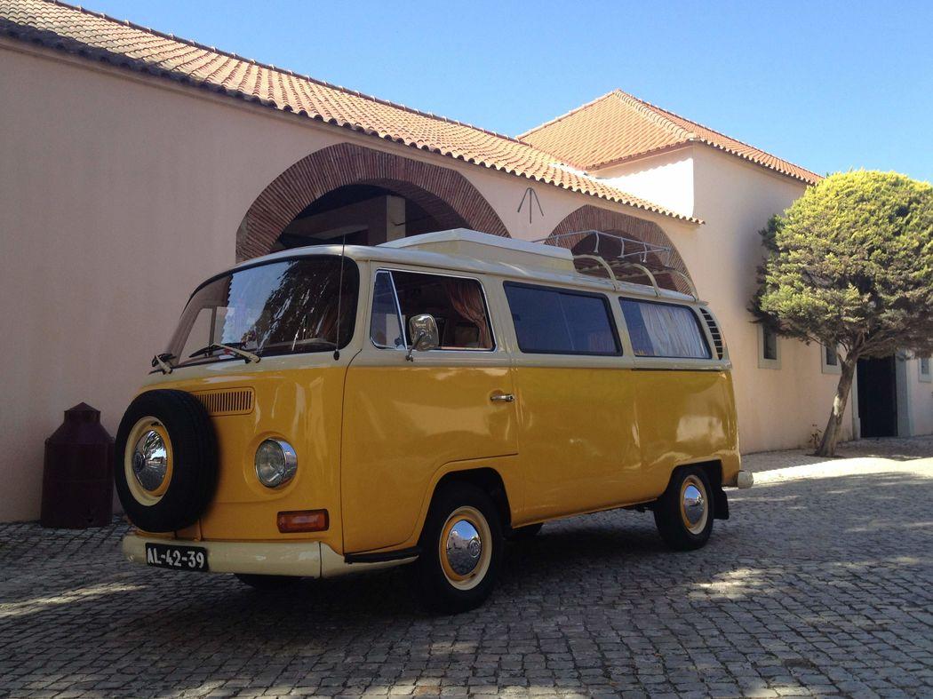 Alugo VW - Pão de Forma